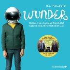 Wunder - Die Filmausgabe, 4 Audio-CDs