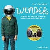 Wunder - Die Filmausgabe, 4 Audio-CD