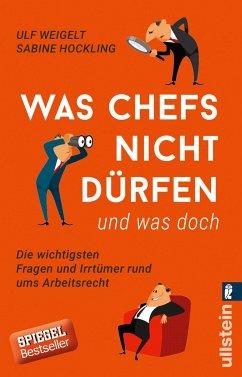 Was Chefs nicht dürfen (und was doch) - Weigelt, Ulf; Hockling, Sabine