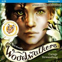 Carags Verwandlung / Woodwalkers Bd.1 (Audio-CD) - Brandis, Katja