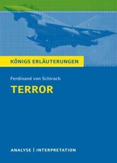 Terror von Ferdinand von Schirach - Schirach, Ferdinand von