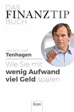 Das Finanztip-Buch - Tenhagen, Hermann-Josef