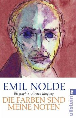 Emil Nolde - Jüngling, Kirsten