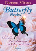 Butterfly-Orakel, Anleitungsbuch + Karten