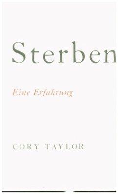 Sterben - Taylor, Cory