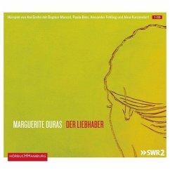 Der Liebhaber, 1 Audio-CD - Duras, Marguerite