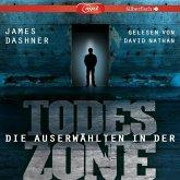 Maze Runner - In der Todeszone / Die Auserwählten Bd.3 (2 MP3-CDs)