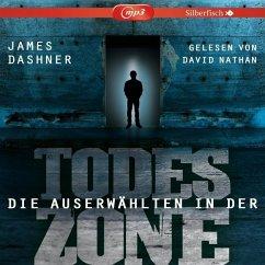 Maze Runner - In der Todeszone / Die Auserwählten Bd.3 (2 MP3-CDs) - Dashner, James