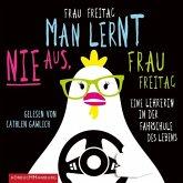 Man lernt nie aus, Frau Freitag!, 4 Audio-CDs