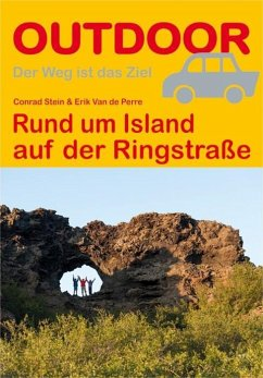 Rund um Island auf der Ringstraße - Stein, Conrad; Perre, Erik Van de