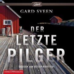 Der letzte Pilger / Kommissar Tommy Bergmann Bd.1 (2 MP3-CDs) - Sveen, Gard