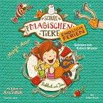 Rabbat und Ida / Die Schule der magischen Tiere - Endlich Ferien Bd.1 (2 Audio-CDs)