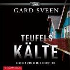 Teufelskälte / Kommissar Tommy Bergmann Bd.2 (2 MP3-CDs)