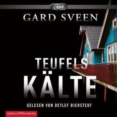 Teufelskälte / Kommissar Tommy Bergmann Bd.2 (2 MP3-CDs) - Sveen, Gard