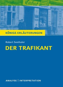 Der Trafikant von Robert Seethaler - Seethaler, Robert