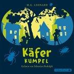 Käferkumpel / Käferabenteuer Bd.1 (3 Audio-CDs)