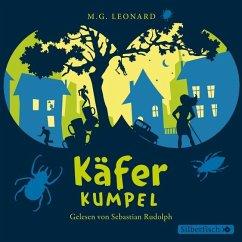Käferkumpel / Käferabenteuer Bd.1 (3 Audio-CDs) - Leonard, M. G.