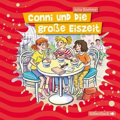 Conni und die große Eiszeit, 1 Audio-CD - Boehme, Julia