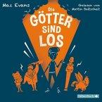 Die Götter sind los / Die Chaos-Götter Bd.1 (4 Audio-CDs)