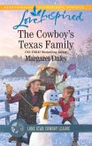 The Cowboy's Texas Family (Mills & Boon Love Inspired) (Lone Star Cowboy League: Boys Ranch, Book 4) (eBook, ePUB)