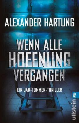 Buch-Reihe Jan Tommen