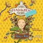 Silas und Rick / Die Schule der magischen Tiere - Endlich Ferien Bd.2 (Audio-CD)