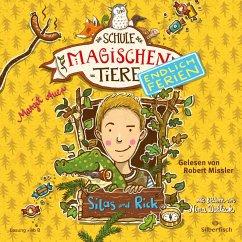 Silas und Rick / Die Schule der magischen Tiere - Endlich Ferien Bd.2 (Audio-CD) - Auer, Margit