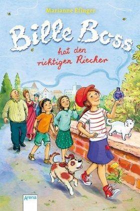 Buch-Reihe Bille Boss