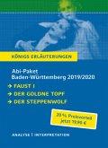 Abitur Baden-Württemberg 2019 /2020 - Königs Erläuterungen Paket