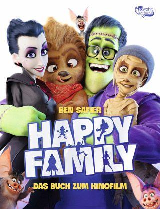happy family das buch zum film von ben safier buch. Black Bedroom Furniture Sets. Home Design Ideas