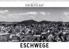 9783665580636 - Lambrecht, Markus W.: Ein Blick auf Eschwege (Wandkalender 2017 DIN A3 quer) - Buch