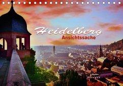 9783665580698 - Bartruff, Thomas: Heidelberg - Ansichtssache (Tischkalender 2017 DIN A5 quer) - Buch