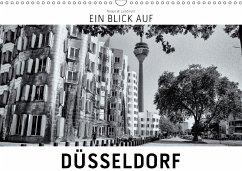 9783665580902 - Lambrecht, Markus W.: Ein Blick auf Düsseldorf (Wandkalender 2017 DIN A3 quer) - Buch