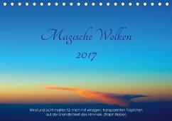 9783665580087 - Bieber (SkyCowboy), Ralph: Magische Wolken 2017 (Tischkalender 2017 DIN A5 quer) - Buch