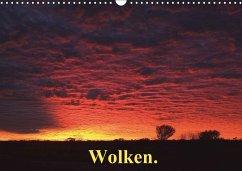 9783665580445 - Scholpp, Verena: Wolken. (Wandkalender 2017 DIN A3 quer) - Buch
