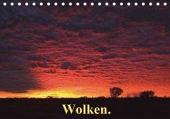 9783665580452 - Scholpp, Verena: Wolken. (Tischkalender 2017 DIN A5 quer) - Buch