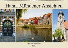 9783665580155 - Lambrecht, Markus W.: Hann. Mündener Ansichten (Wandkalender 2017 DIN A2 quer) - Buch