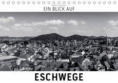 9783665580650 - Lambrecht, Markus W.: Ein Blick auf Eschwege (Tischkalender 2017 DIN A5 quer) - Buch