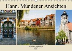 9783665580148 - Lambrecht, Markus W.: Hann. Mündener Ansichten (Wandkalender 2017 DIN A3 quer) - Buch