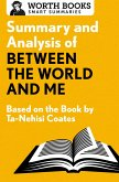 Summary and Analysis of Between the World and Me (eBook, ePUB)