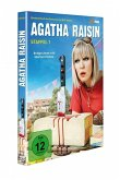 Agatha Raisin - Staffel 1 DVD-Box