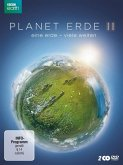 Planet Erde II: Eine Erde - viele Welten (2 Discs)