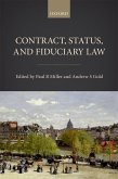 Contract, Status, and Fiduciary Law (eBook, ePUB)