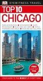 DK Eyewitness Top 10 Travel Guide Chicago