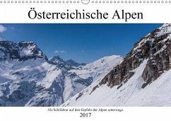 9783665580940 - Fotografie, ferragosto: Österreichische Alpen (Wandkalender 2017 DIN A3 quer) - Buch