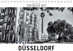 9783665580926 - Lambrecht, Markus W.: Ein Blick auf Düsseldorf (Tischkalender 2017 DIN A5 quer) - Buch