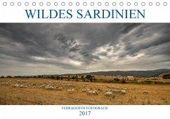 9783665580803 - Fotografie, ferragosto: Wildes Sardinien 2017 (Tischkalender 2017 DIN A5 quer) - Buch