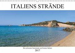 9783665580988 - Fotografie, ferragsoto: Italienische Strände und Küsten (Wandkalender 2017 DIN A3 quer) - Buch