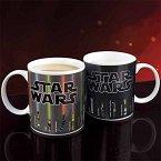 Star Wars Lichtschwert Farbwechsel Becher