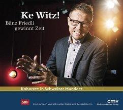 Ke Witz!, 2 Audio-CD